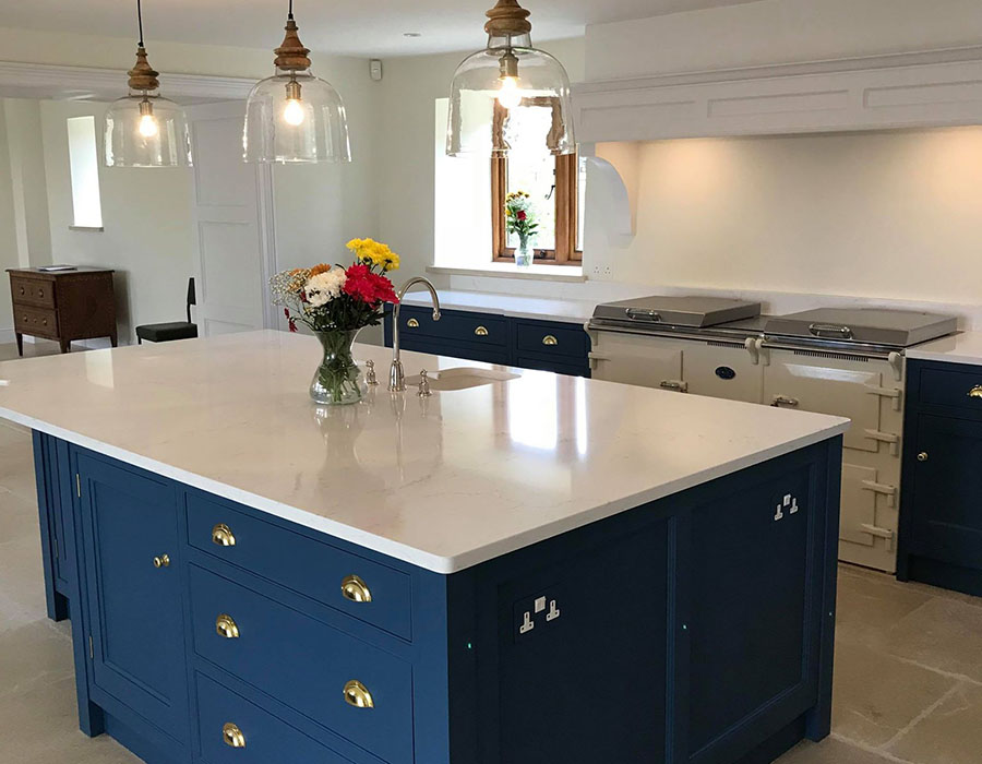 Luxury Kitchen by OTR Joinery