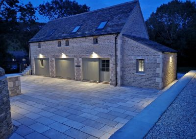 Barn garage Conversion